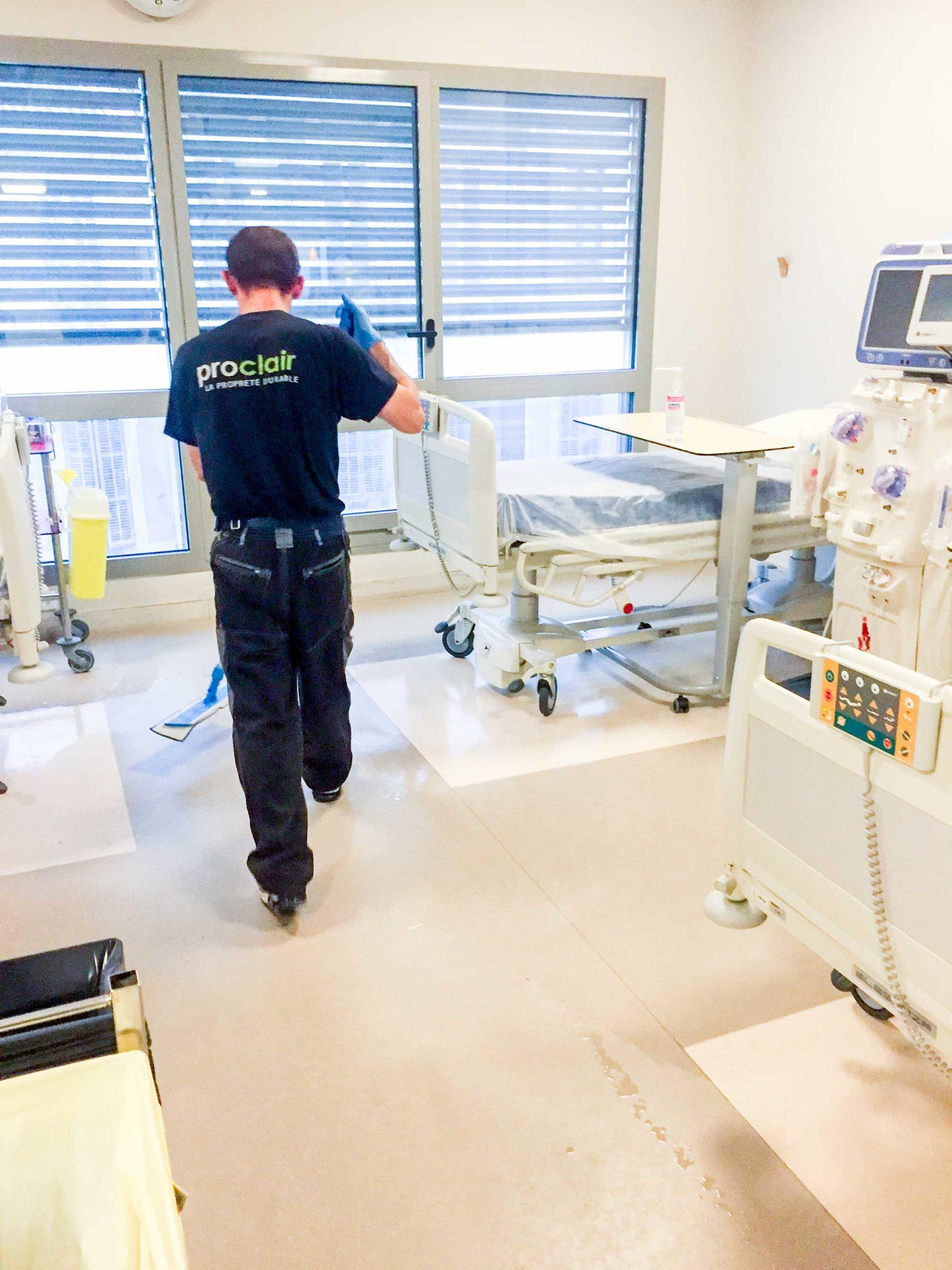 Hôpital - PROCLAIR SANTE