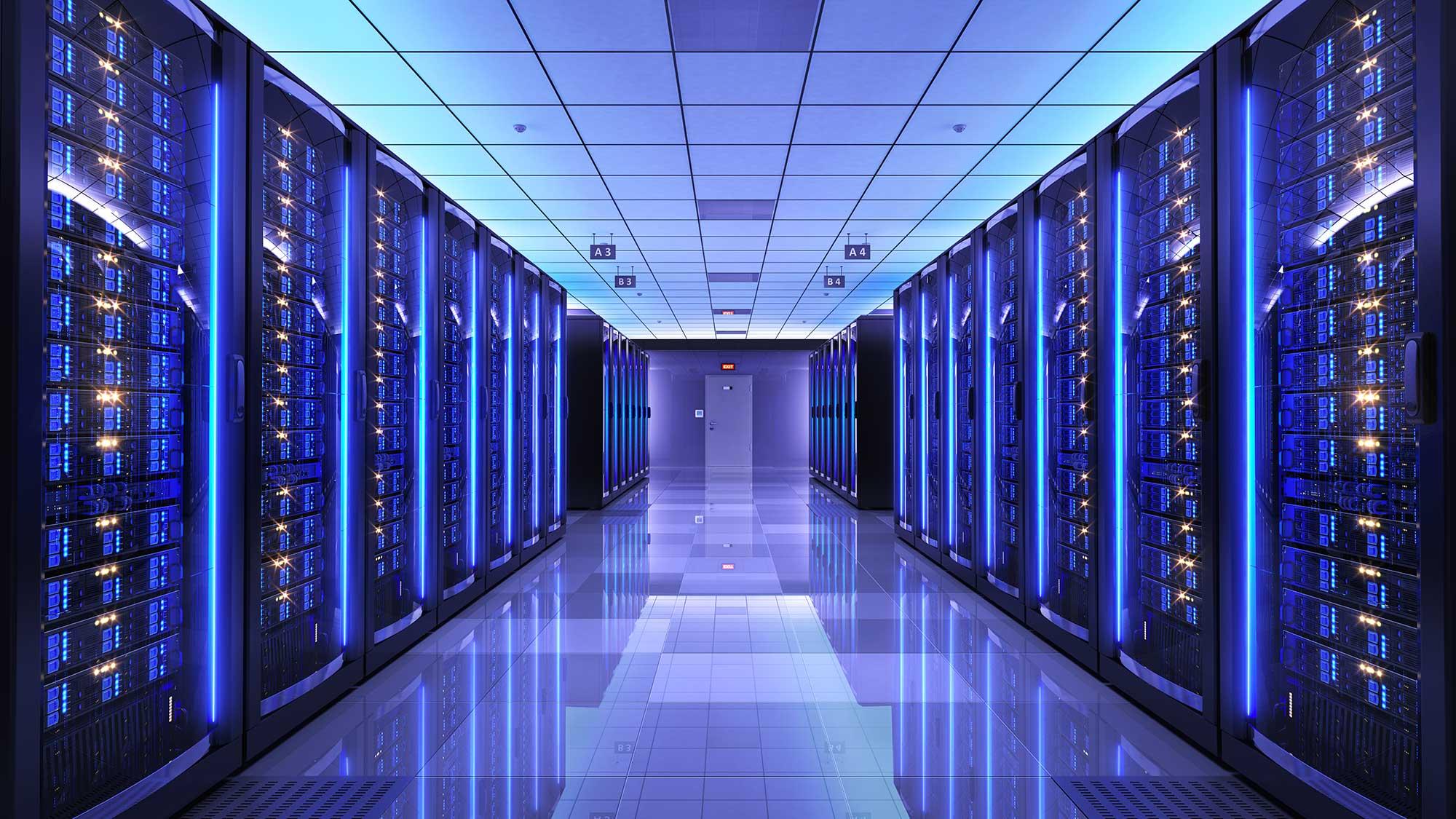 Datacenter - PROCLAIR TECHNO